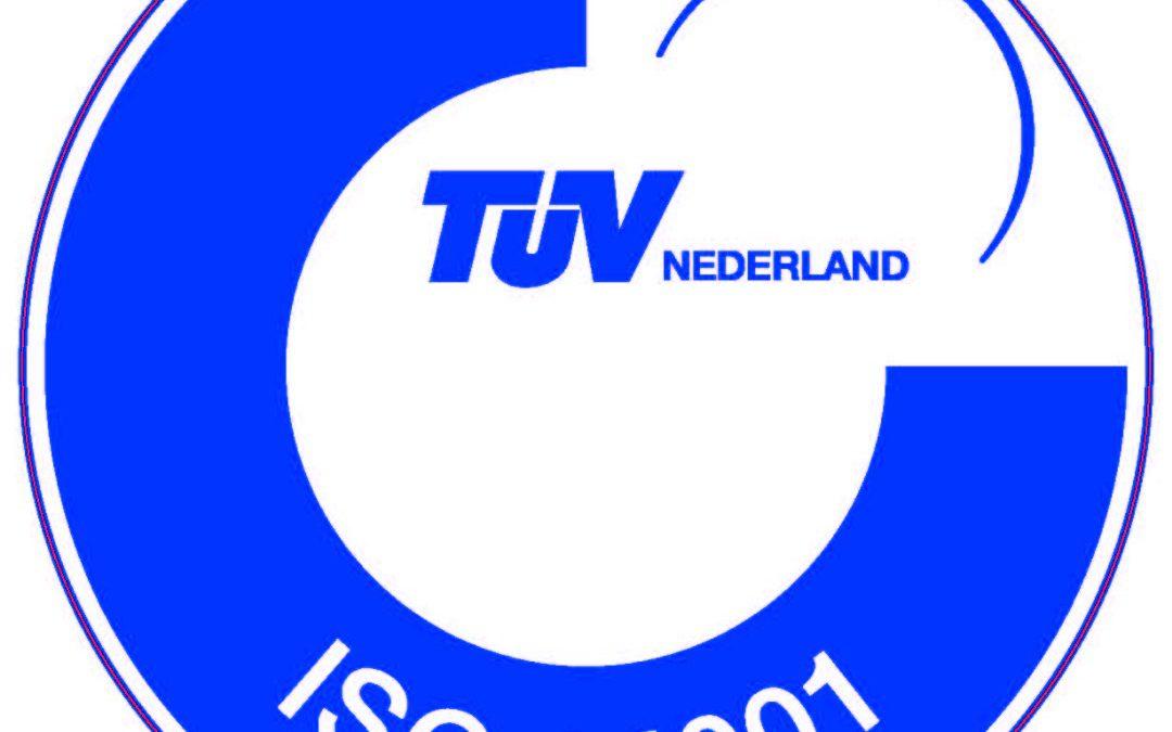 Unser Umweltmanagementsystem ist nach ISO 14001: 2015 zertifiziert