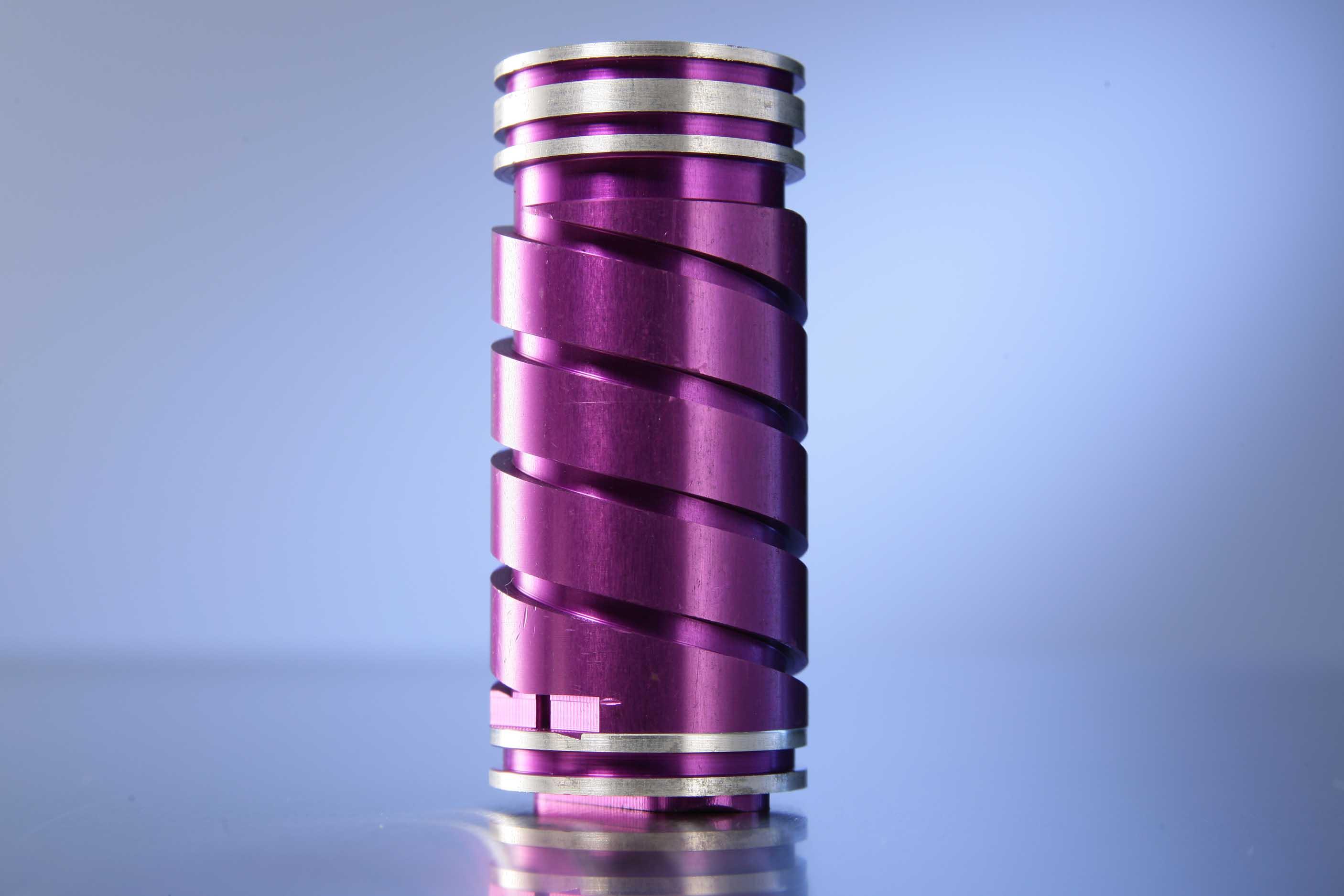Kleur anodiseren paars 4