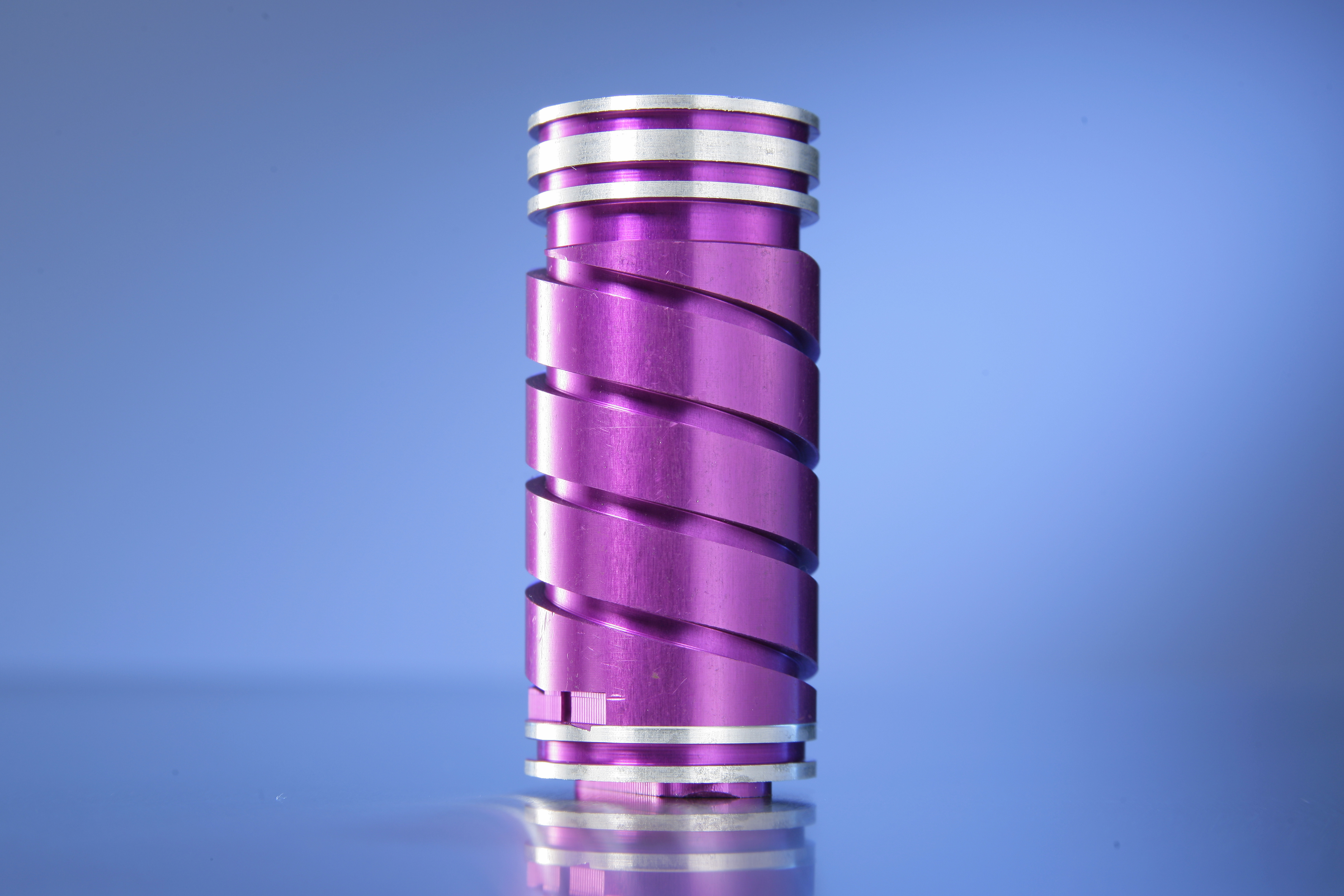 Kleur anodiseren paars 2